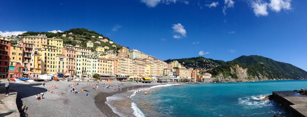 Vacanze in Liguria. Al mare con l'autobus