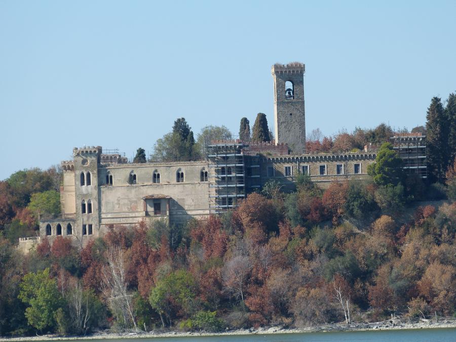 Villa Isabella Isola Maggiore Lago Trasimeno