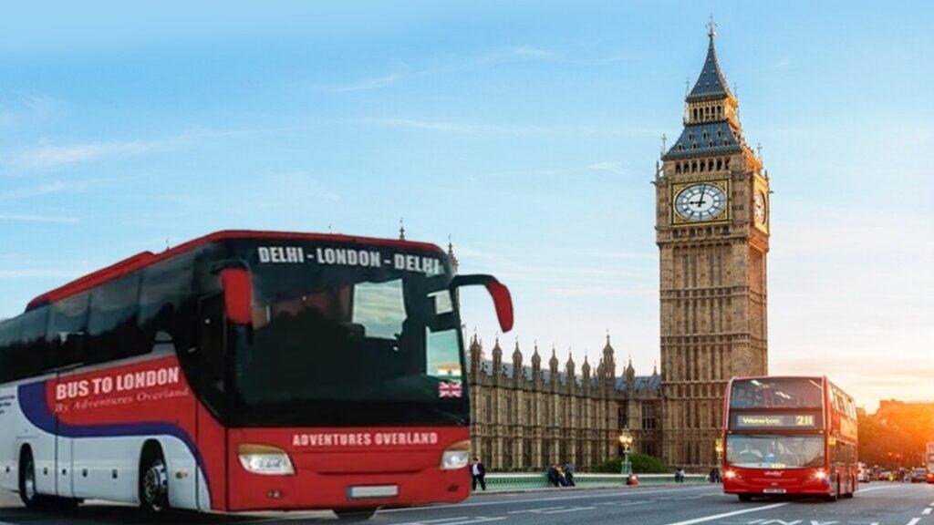 viaggio in autobus da record