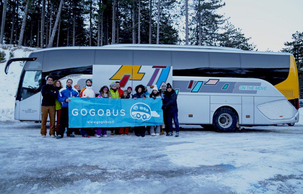 autobus low cost per eventi