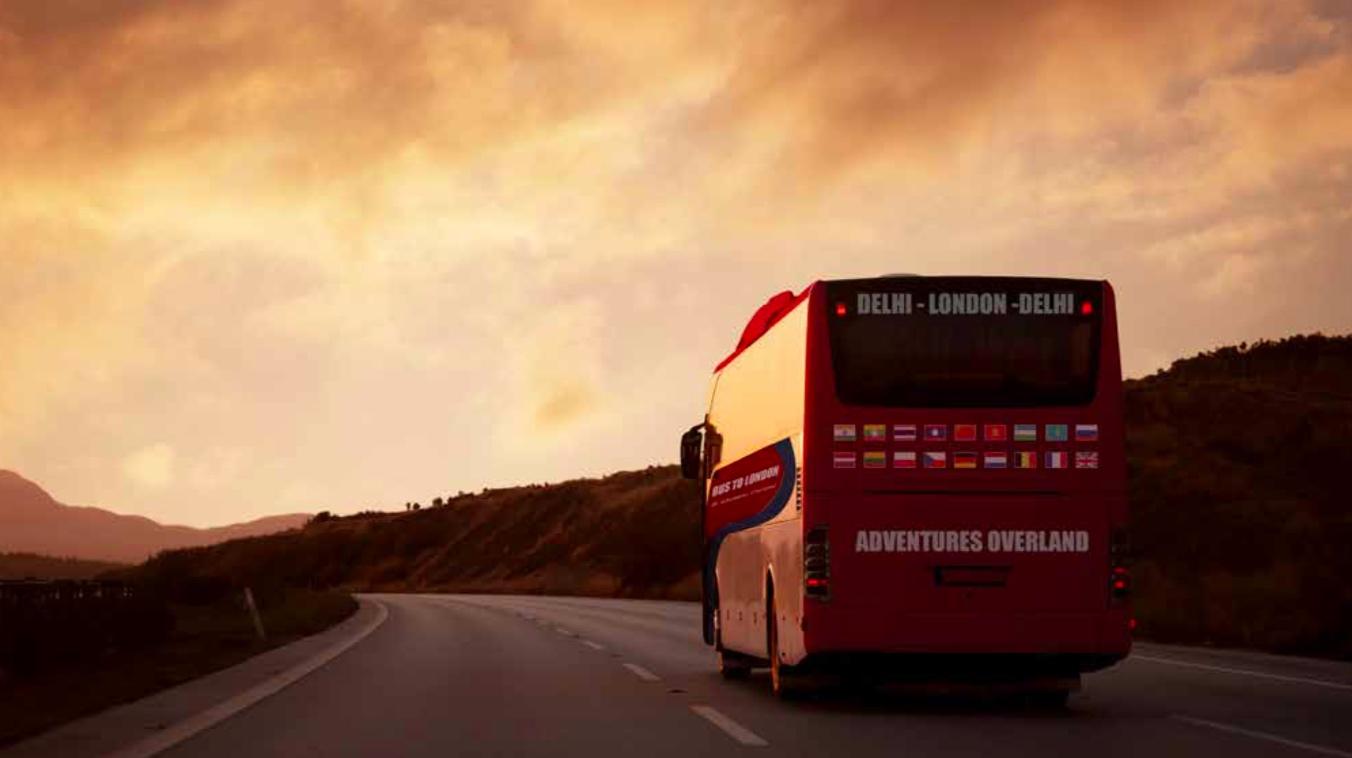 Il giro del mondo in settanta giorni: storia di un viaggio in autobus da record